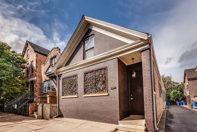 1. Residential Lease at 1644 N Marshfield Avenue Chicago, Illinois 60654 United States