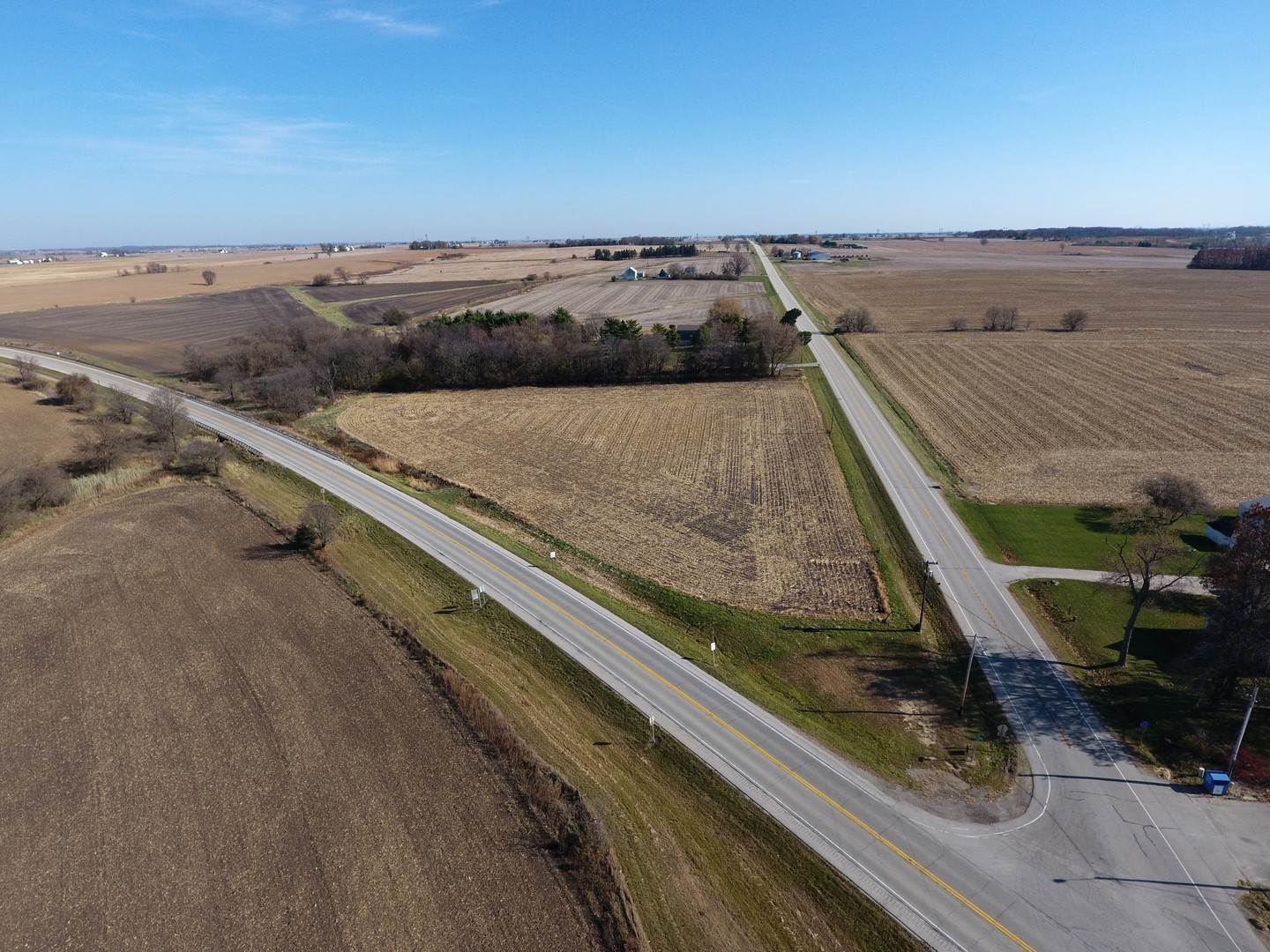 Land for Sale at Route 71 Highway Newark, Illinois 60541 United States