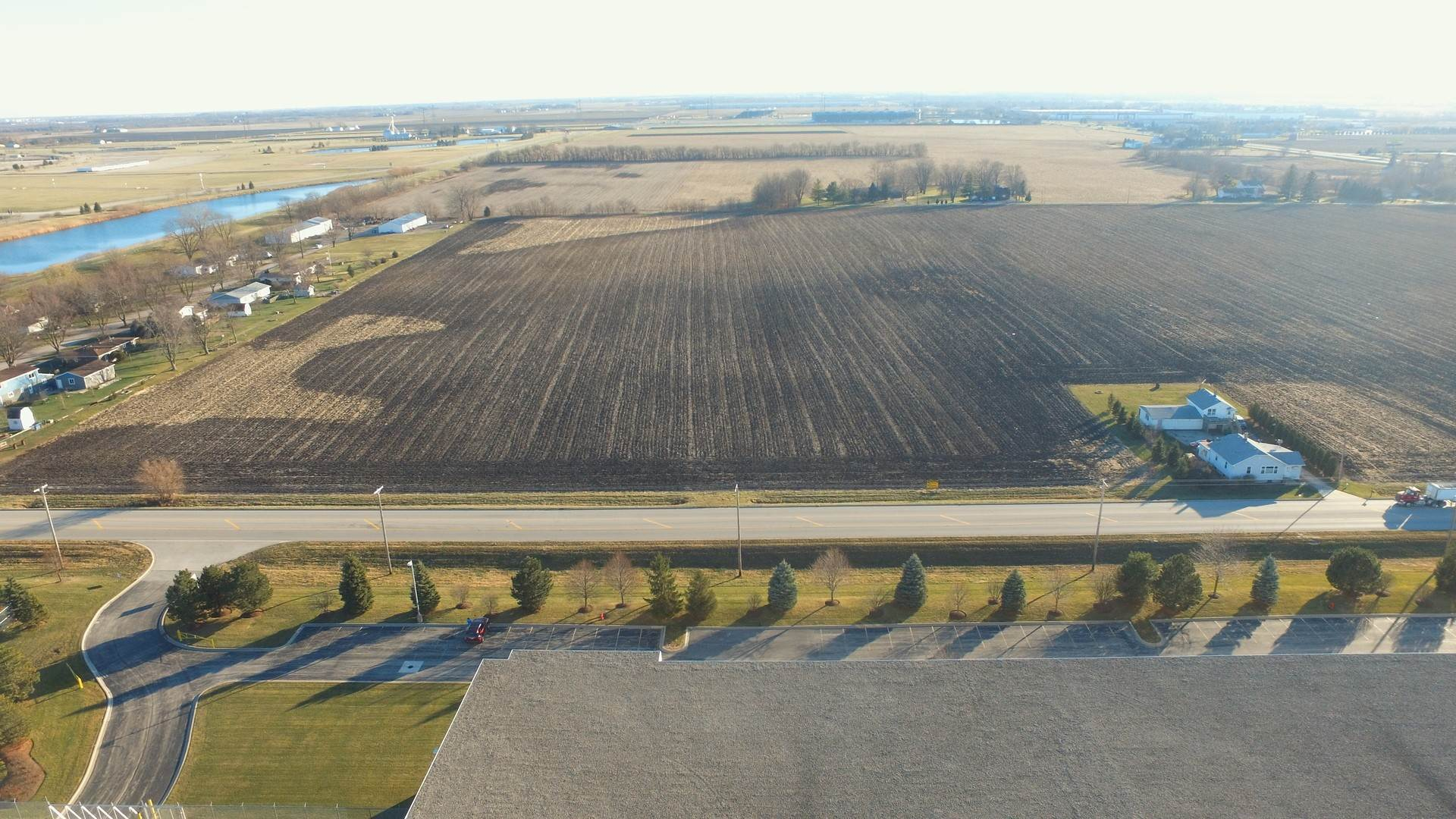 Farm for Sale at Lot 1 E Laraway Road Joliet, Illinois 60433 United States