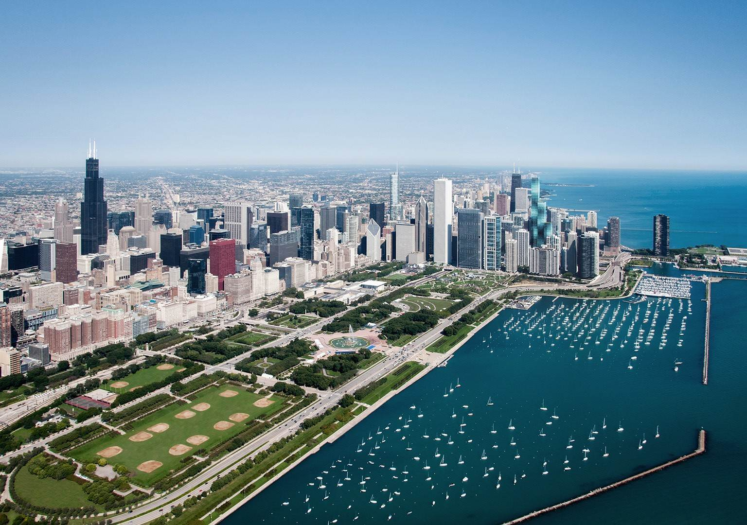 Single Family Homes per Vendita alle ore 363 E Wacker Drive Chicago, Illinois 60601 Stati Uniti