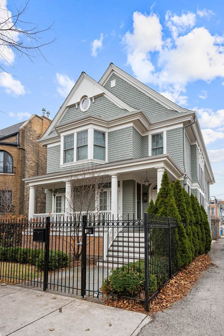 Single Family Homes for Sale at 3542 N Greenview Avenue Chicago, Illinois 60657 United States