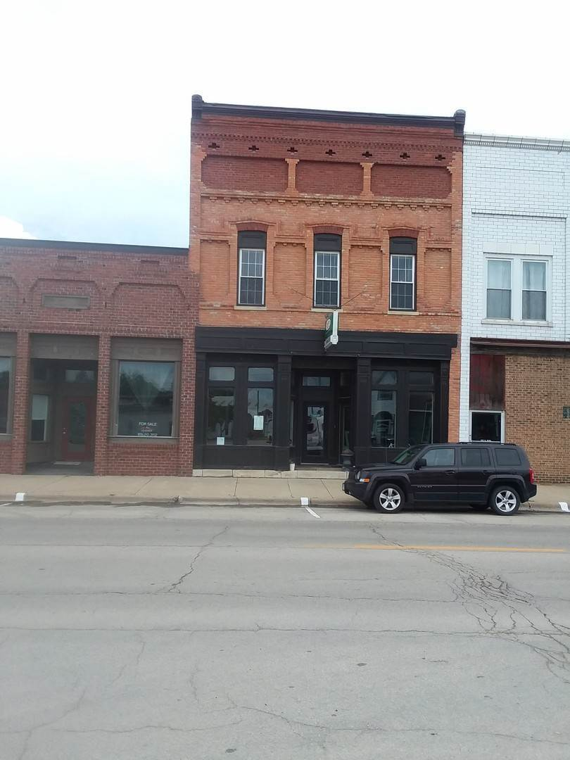 Commercial for Sale at 256/258 N Main Street Seneca, Illinois 61360 United States