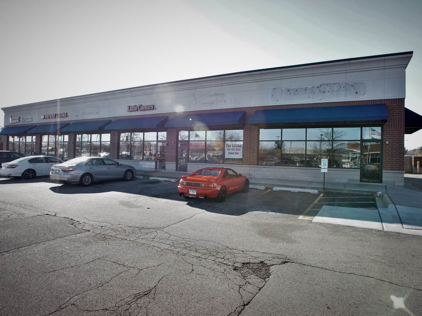 Commerciale alle 7456 Barrington Road Hanover Park, Illinois 60133 Stati Uniti