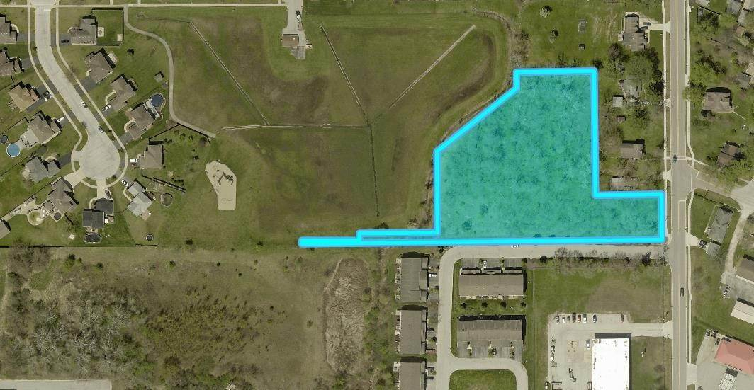 Land at 25860 Egyptian Trail Monee, Illinois 60449 United States