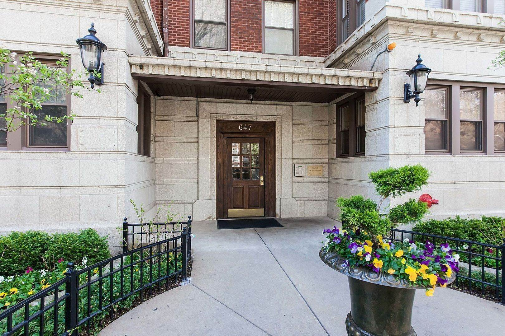 Property for Sale at 647 W Sheridan Road Chicago, Illinois 60613 United States