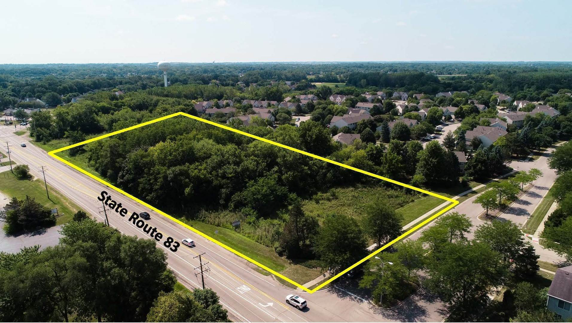 Land for Sale at 34786 N Il Route 83 Grayslake, Illinois 60030 United States