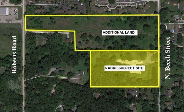 Land for Sale at 27888 N Beech Street Island Lake, Illinois 60042 United States