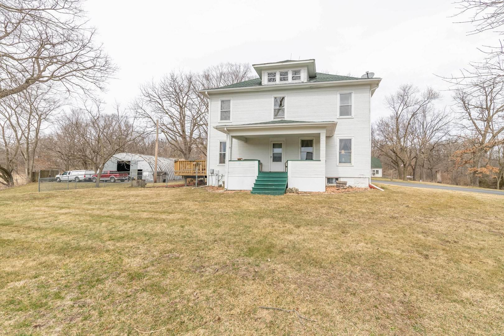 Single Family Homes for Sale at 43w922 Main Street Road Elburn, Illinois 60119 United States