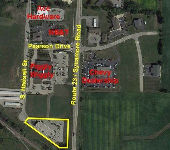 Commercial for Sale at 407 Sycamore Road Genoa, Illinois 60135 United States