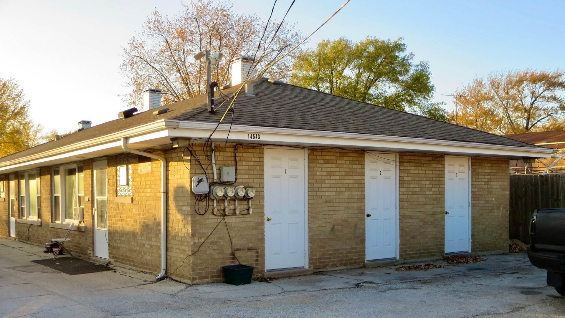 Residential Income for Sale at 14543 S Blaine Avenue Posen, Illinois 60469 United States