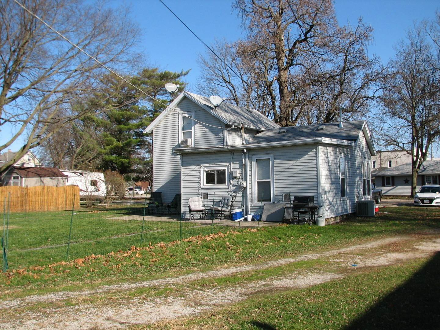 Residential Income for Sale at 505 Hill Street Mazon, Illinois 60444 United States