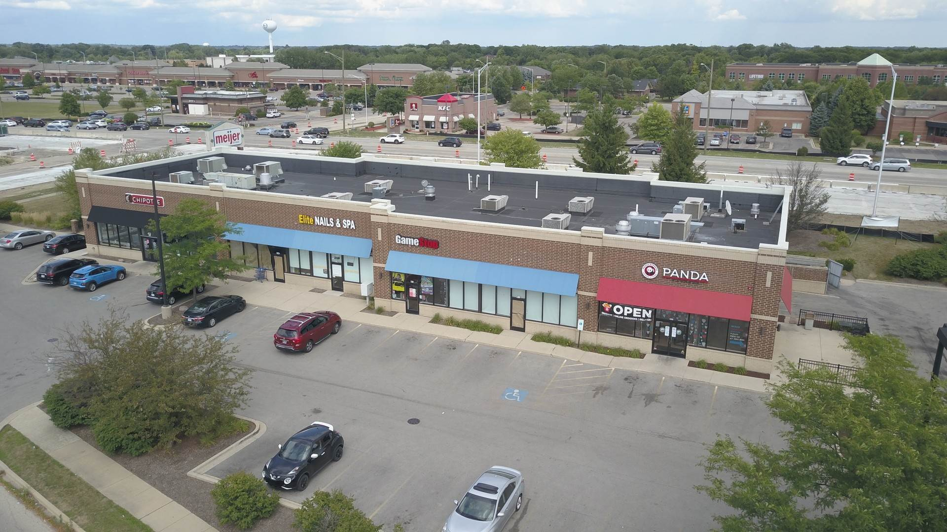 Commercial for Sale at 410 S Randall Road Algonquin, Illinois 60102 United States