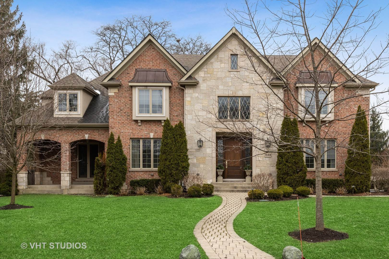Single Family Homes for Sale at 1548 Meadow Lane Glenview, Illinois 60025 United States