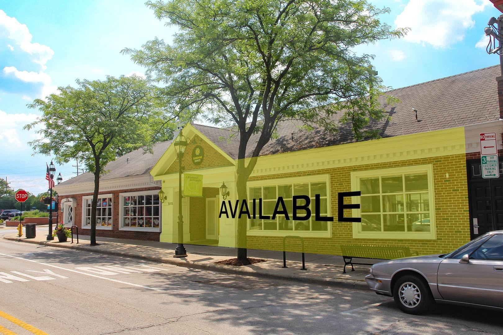 Commercial at 515 Crescent Boulevard Glen Ellyn, Illinois 60137 United States