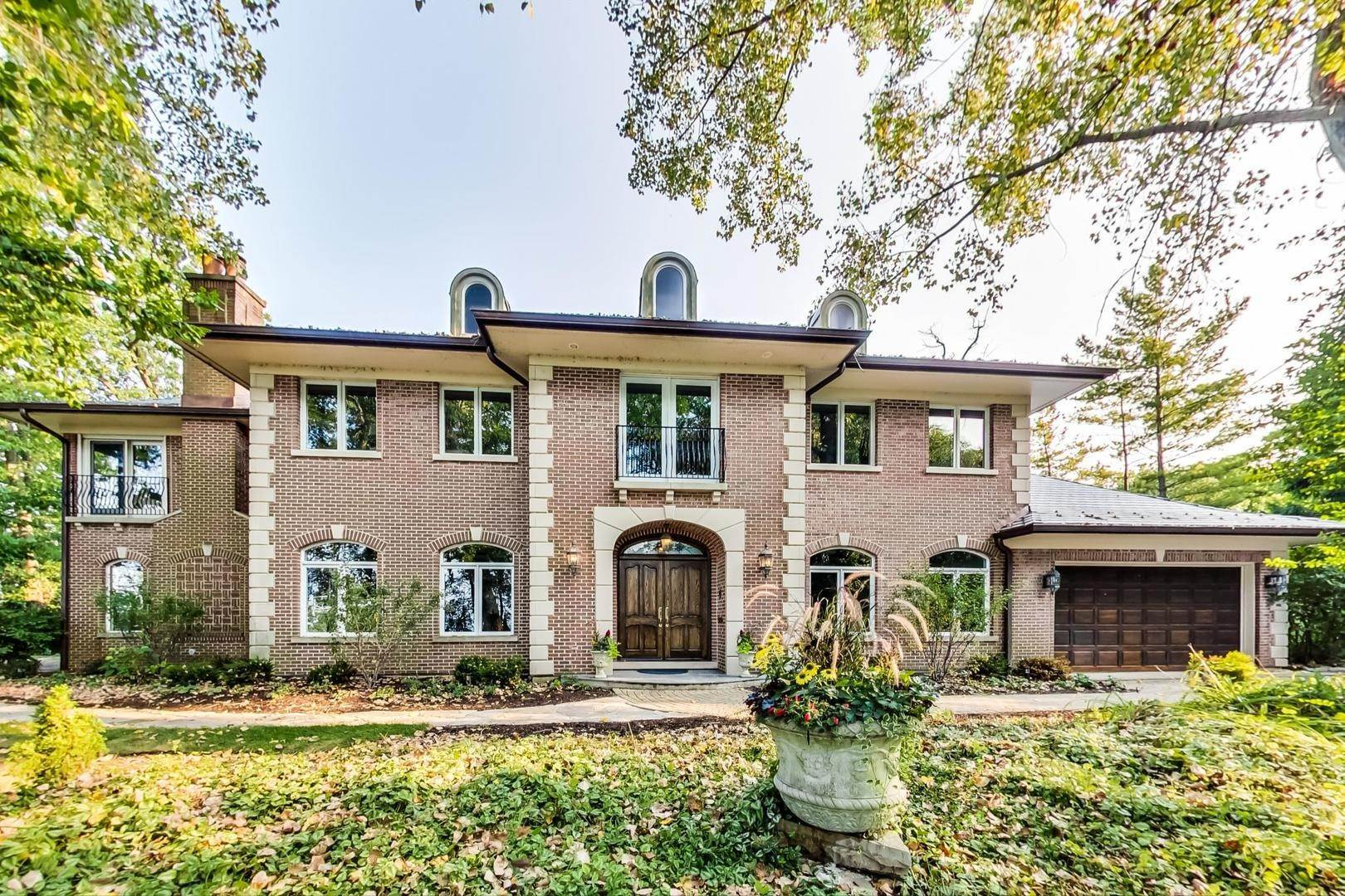 Single Family Homes for Sale at 999 Sheridan Road Highland Park, Illinois 60035 United States