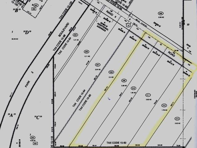 Land for Sale at 20412 N Rand Road Kildeer, Illinois 60047 United States