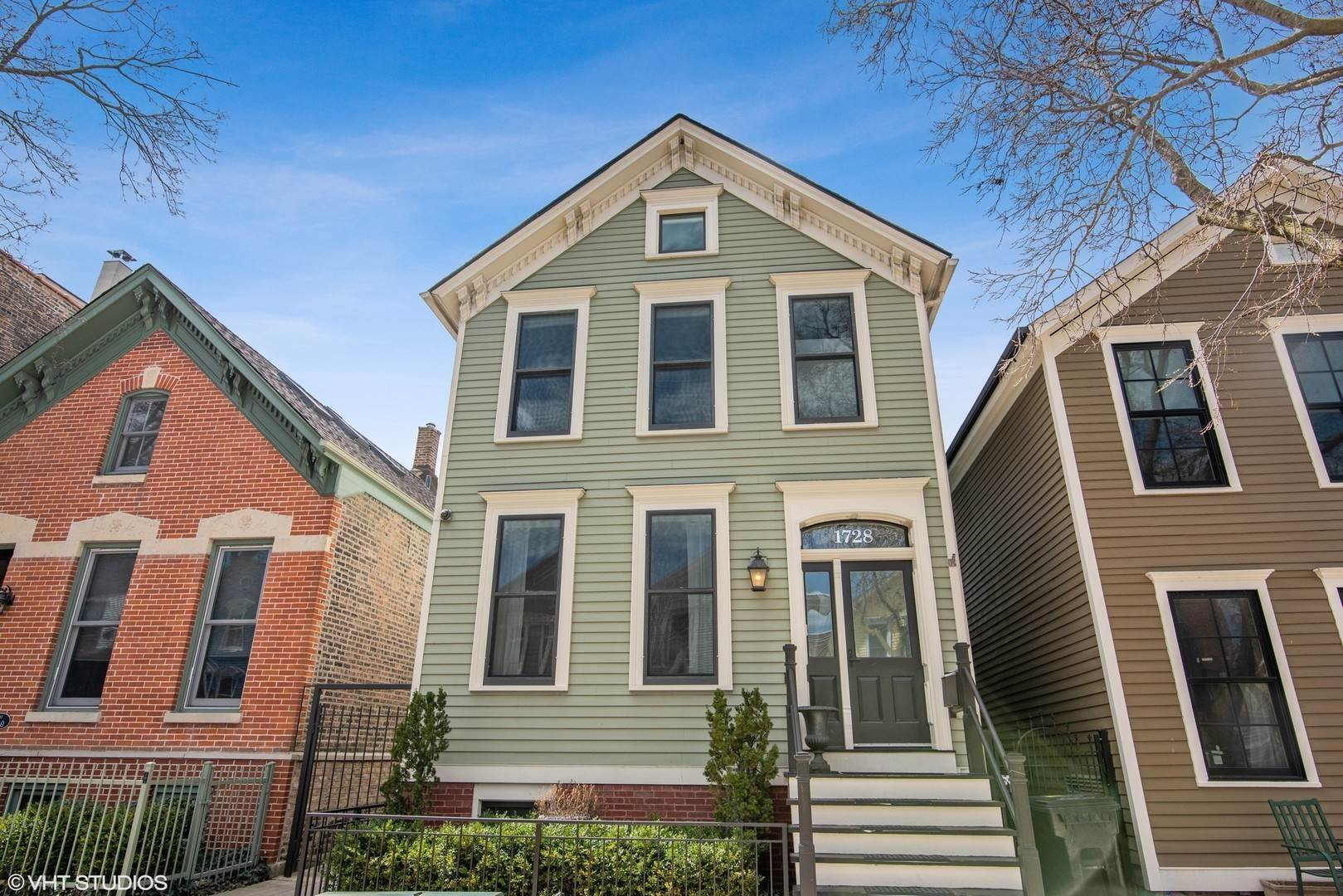 Residential Lease om 1728 N Hudson Avenue Chicago, Illinois 60614 Verenigde Staten