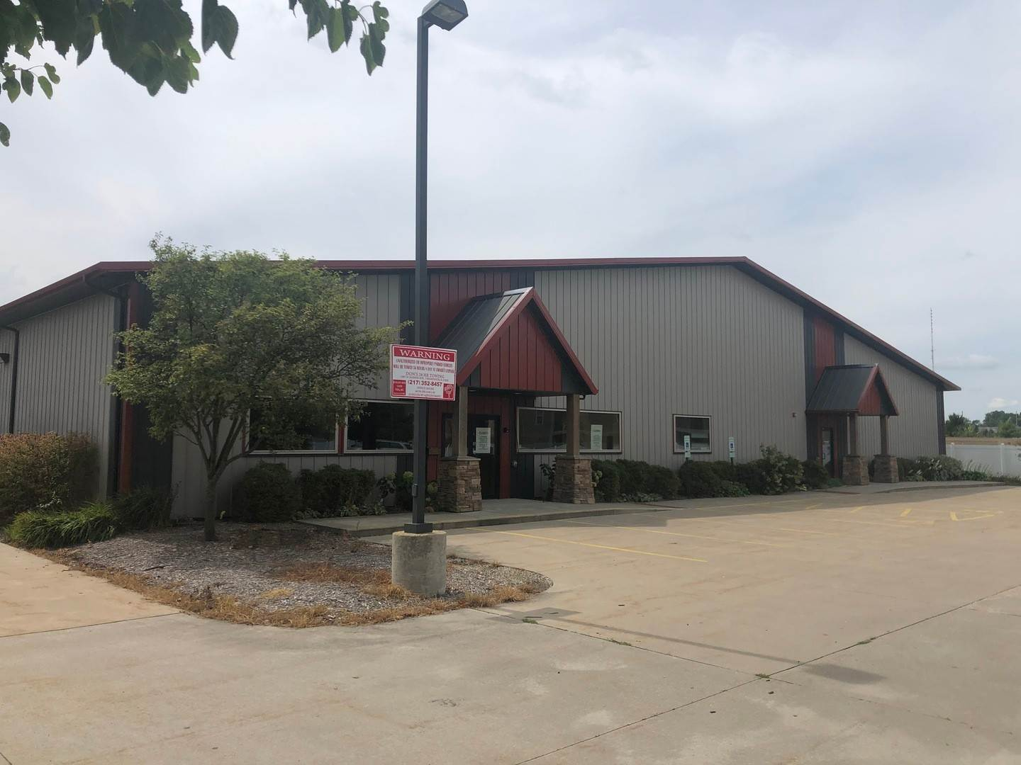 Commercial for Sale at 1401 Parkland Court Champaign, Illinois 61821 United States