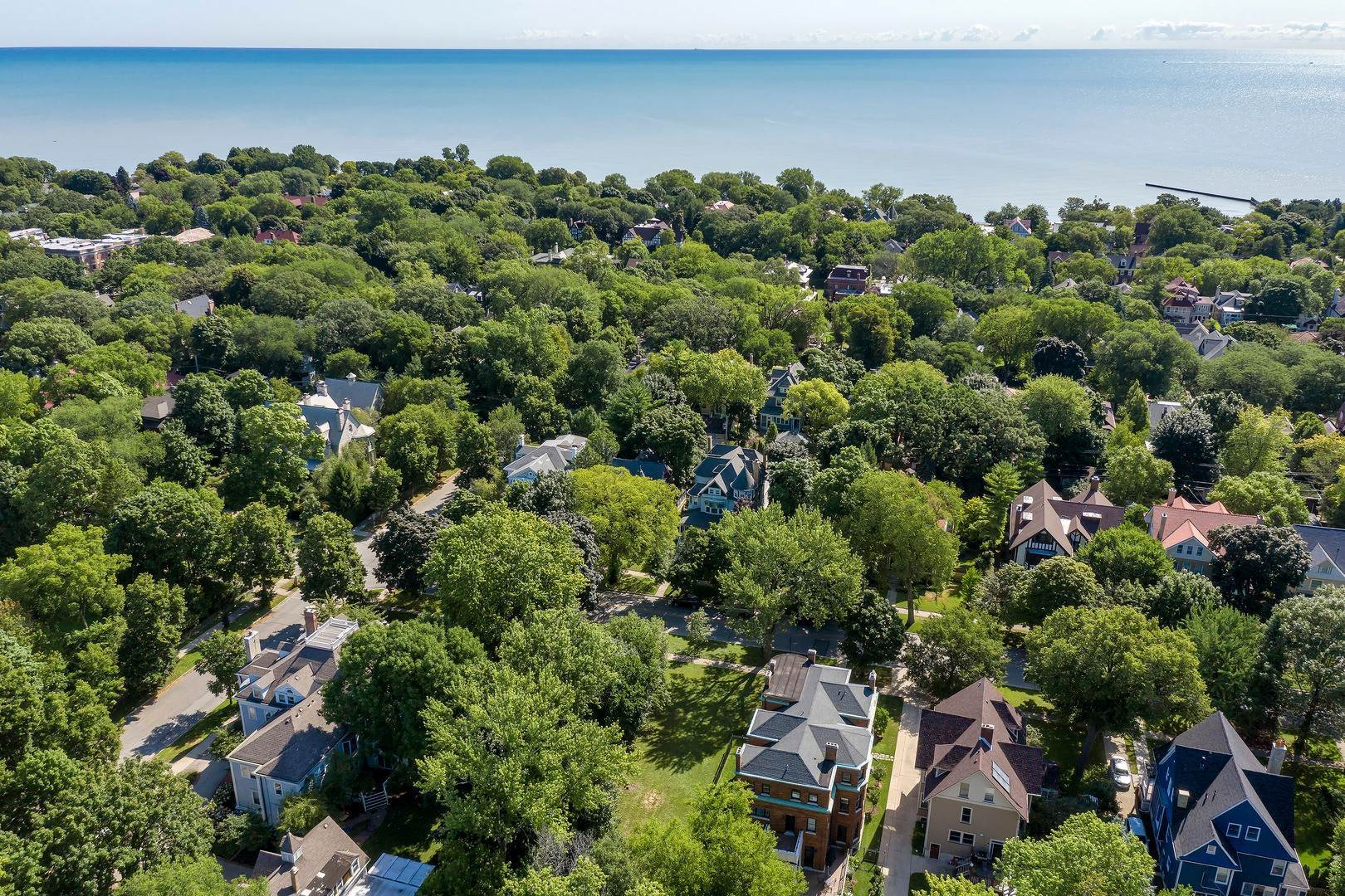 Single Family Homes for Sale at 1036 Forest Avenue Evanston, Illinois 60202 United States
