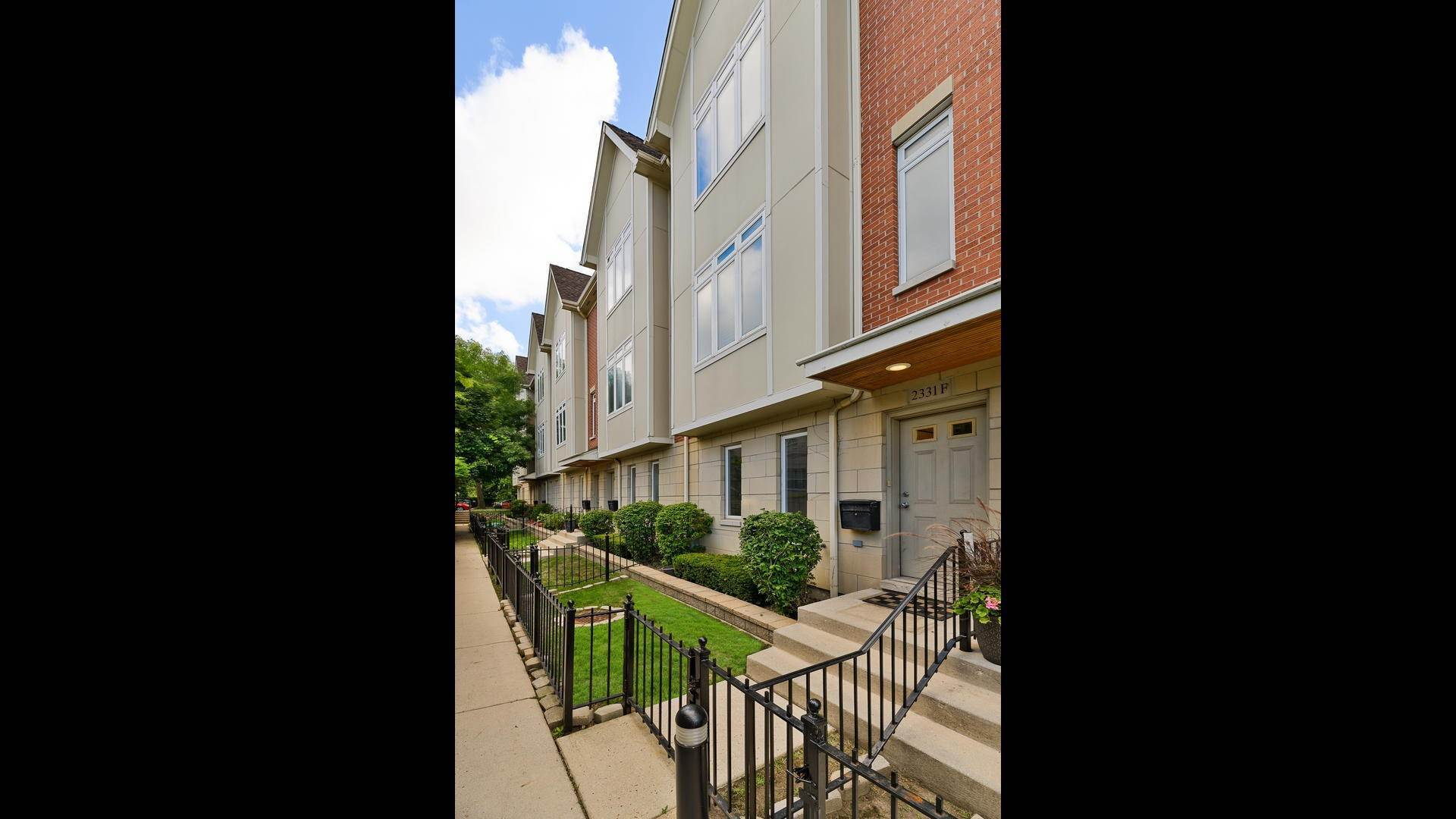 Single Family Homes at 2331 North Lister Avenue Unit F Chicago, Illinois 60614 United States