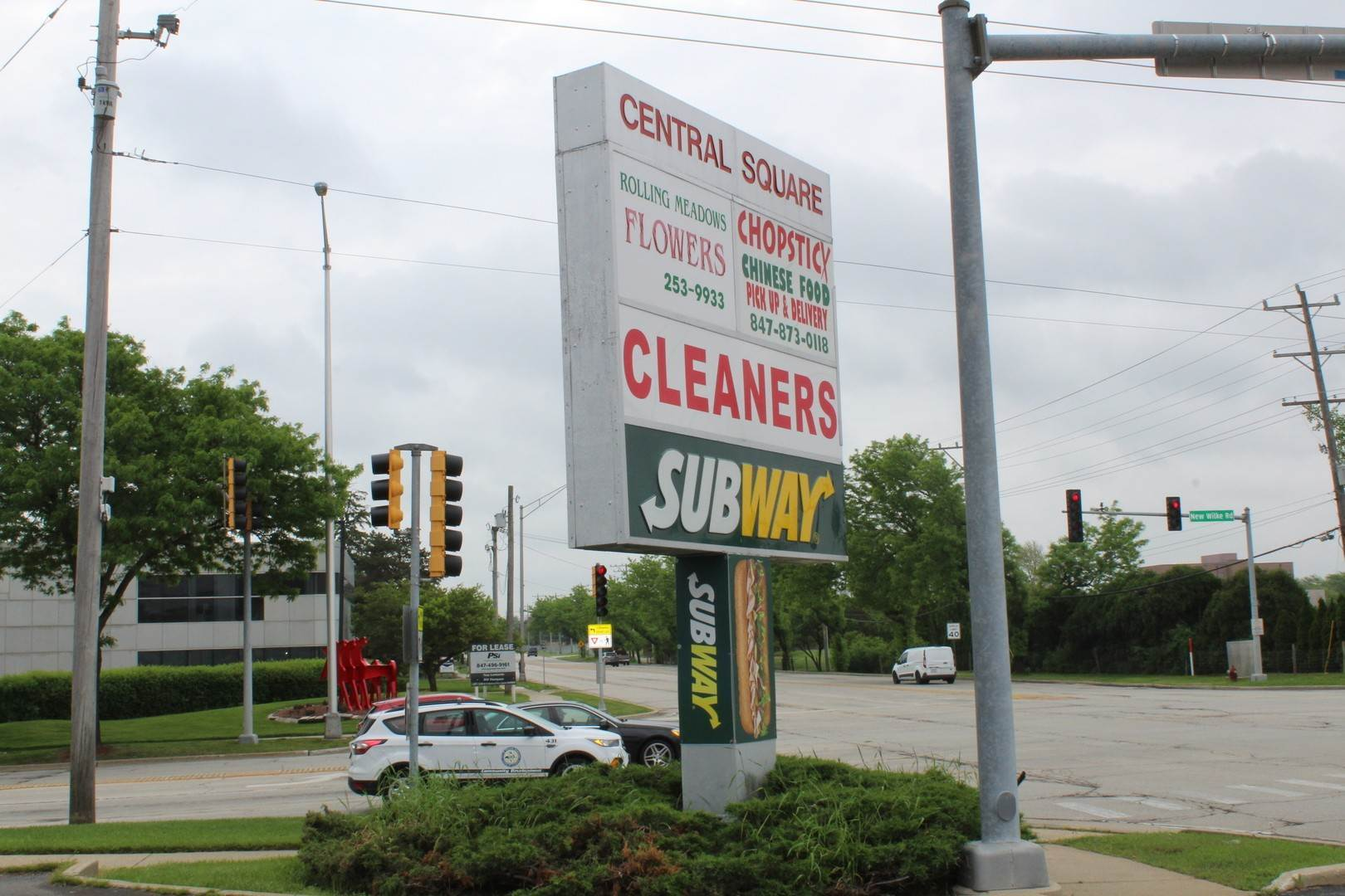 Comercial em 1910 Central Road Rolling Meadows, Illinois 60008 Estados Unidos