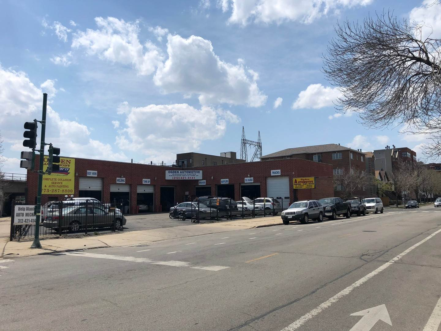 Land for Sale at 430 N Ogden Avenue Chicago, Illinois 60642 United States