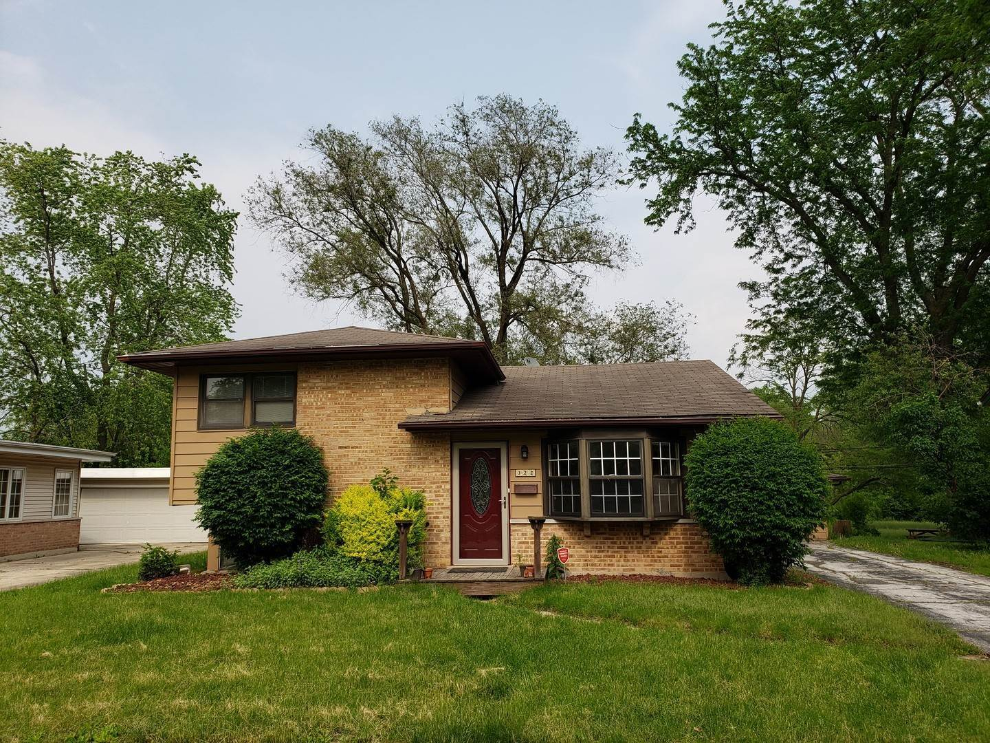 Single Family Homes for Sale at 322 Winnebago Street Park Forest, Illinois 60466 United States