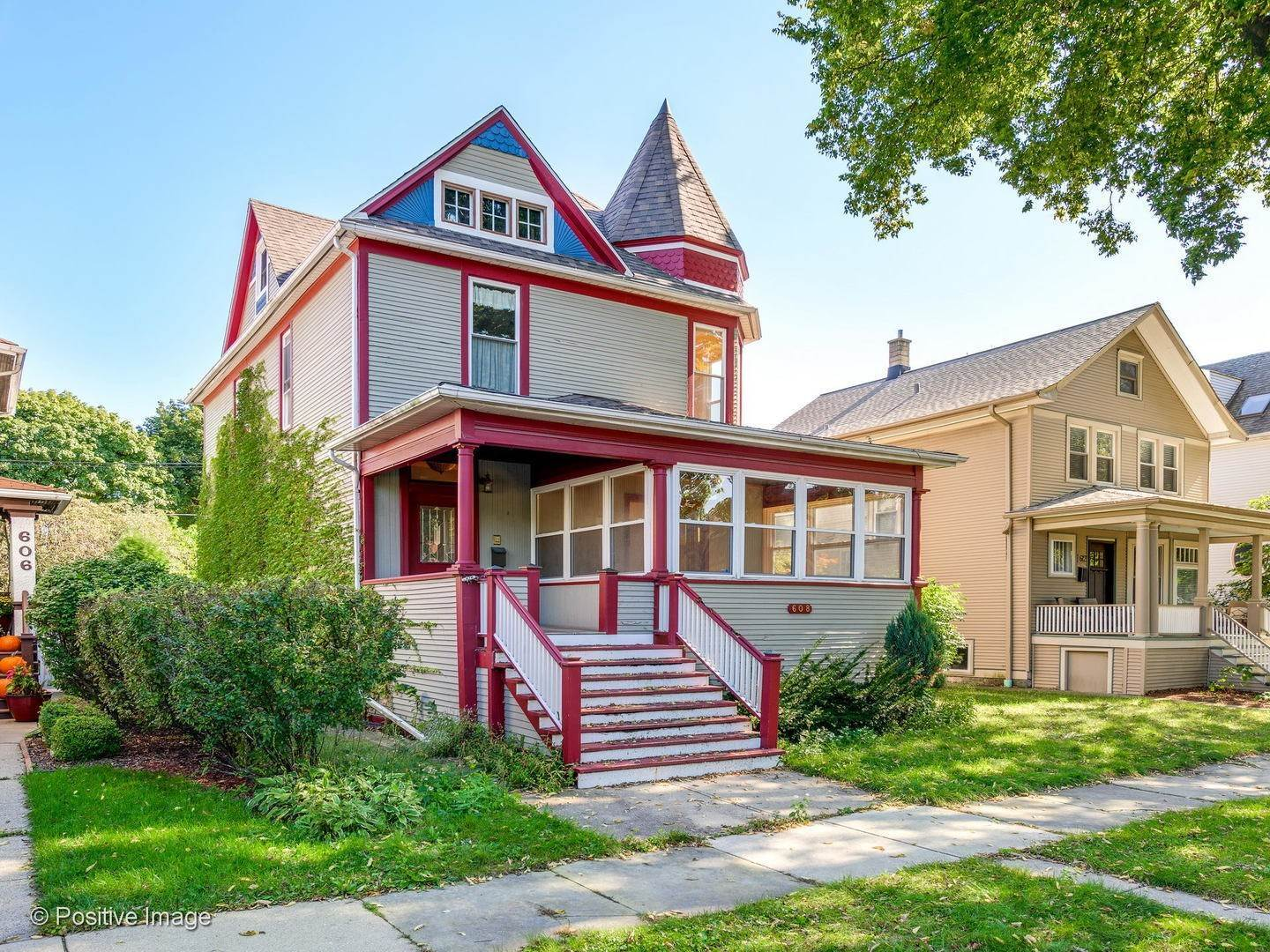 Residential Lease الساعة 608 S Scoville Avenue Oak Park, Illinois 60304 United States