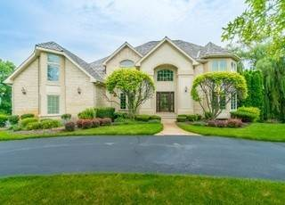 Single Family Homes for Sale at 12713 S Misty Harbour Lane Palos Park, Illinois 60464 United States