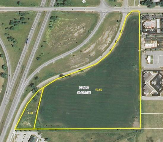 Land for Sale at Sec21 T32n,R12e Manteno, Illinois 60950 United States
