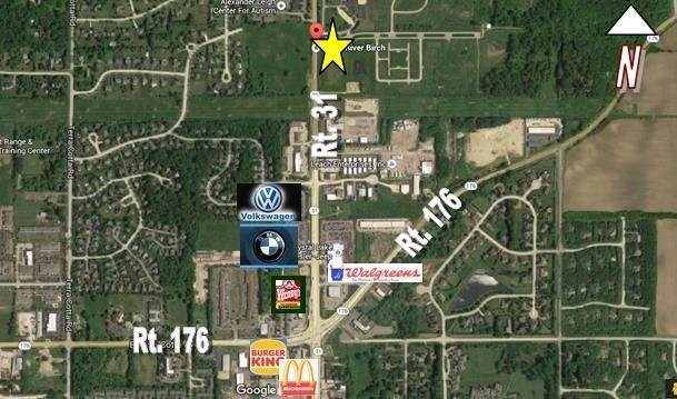 Land for Sale at N Route 31 Crystal Lake, Illinois 60014 United States