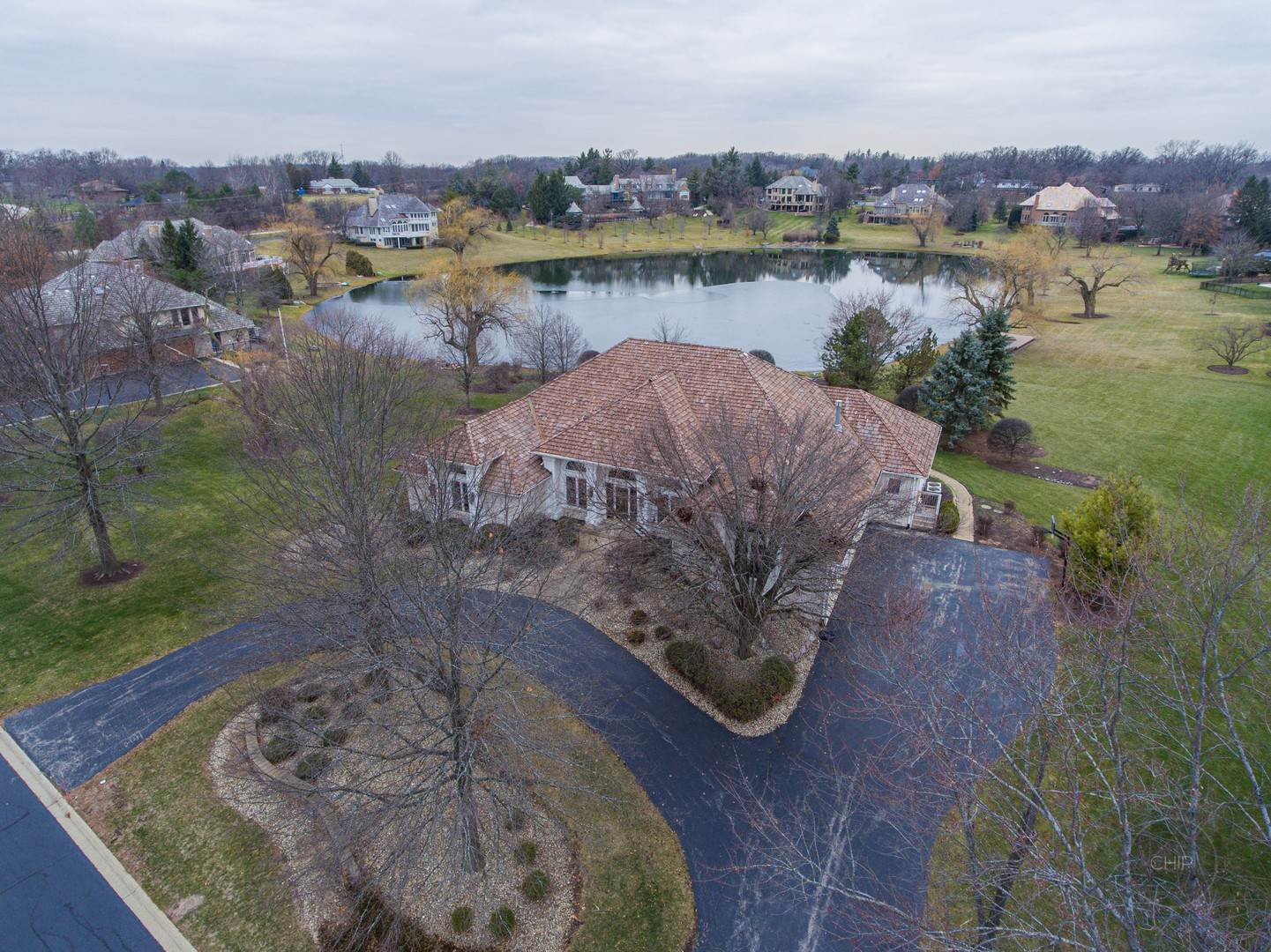 Single Family Homes for Sale at 12816 S Misty Harbour Lane Palos Park, Illinois 60464 United States