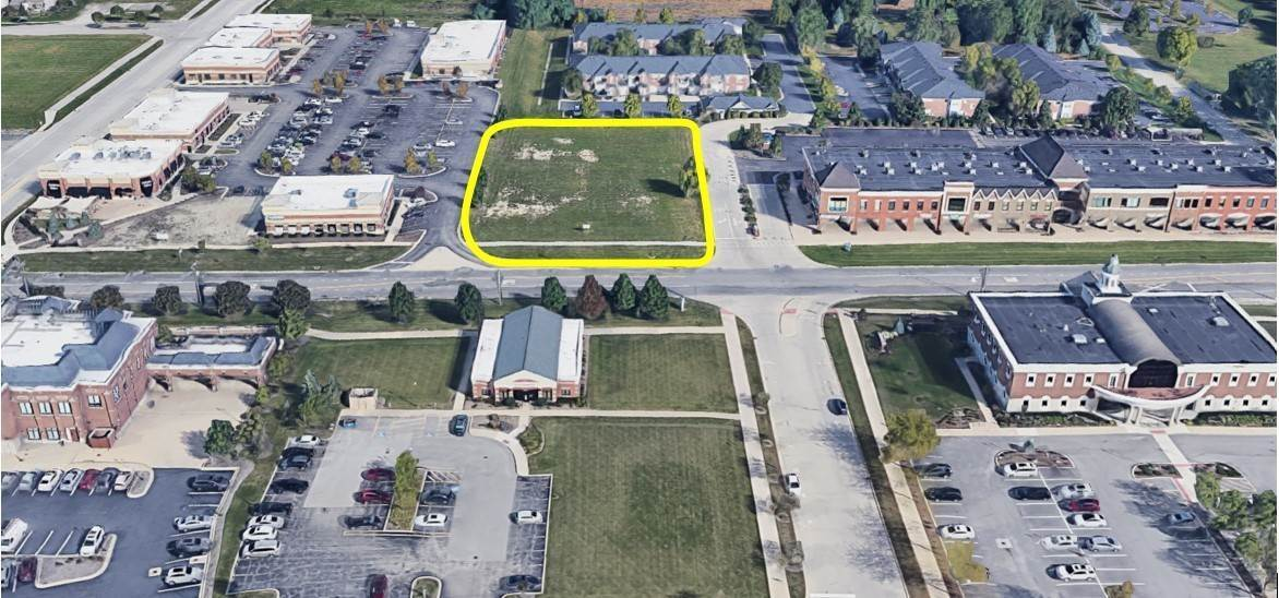 Land for Sale at 24500 W Lockport Street Plainfield, Illinois 60544 United States