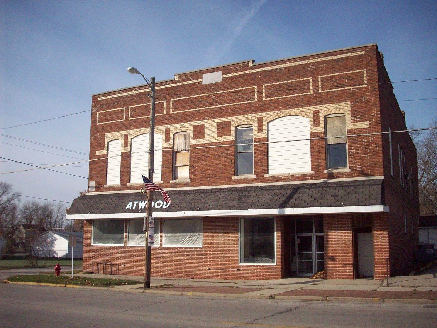 Commercial for Sale at 209 S Main Street Atwood, Illinois 61913 United States