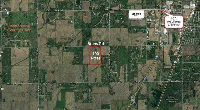 Farm for Sale at 7509 W Bruns Road Monee, Illinois 60449 United States