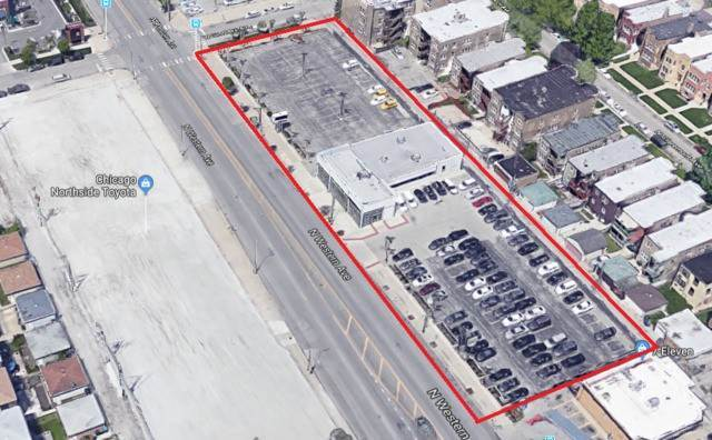 Land for Sale at 6017-57 N Western Avenue Chicago, Illinois 60659 United States