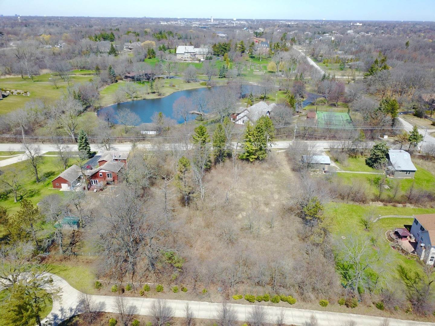 Land for Sale at 16w041 91st Street Hinsdale, Illinois 60521 United States