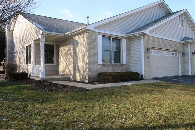 Single Family Homes for Sale at 122 Armadale Way Loves Park, Illinois 61111 United States