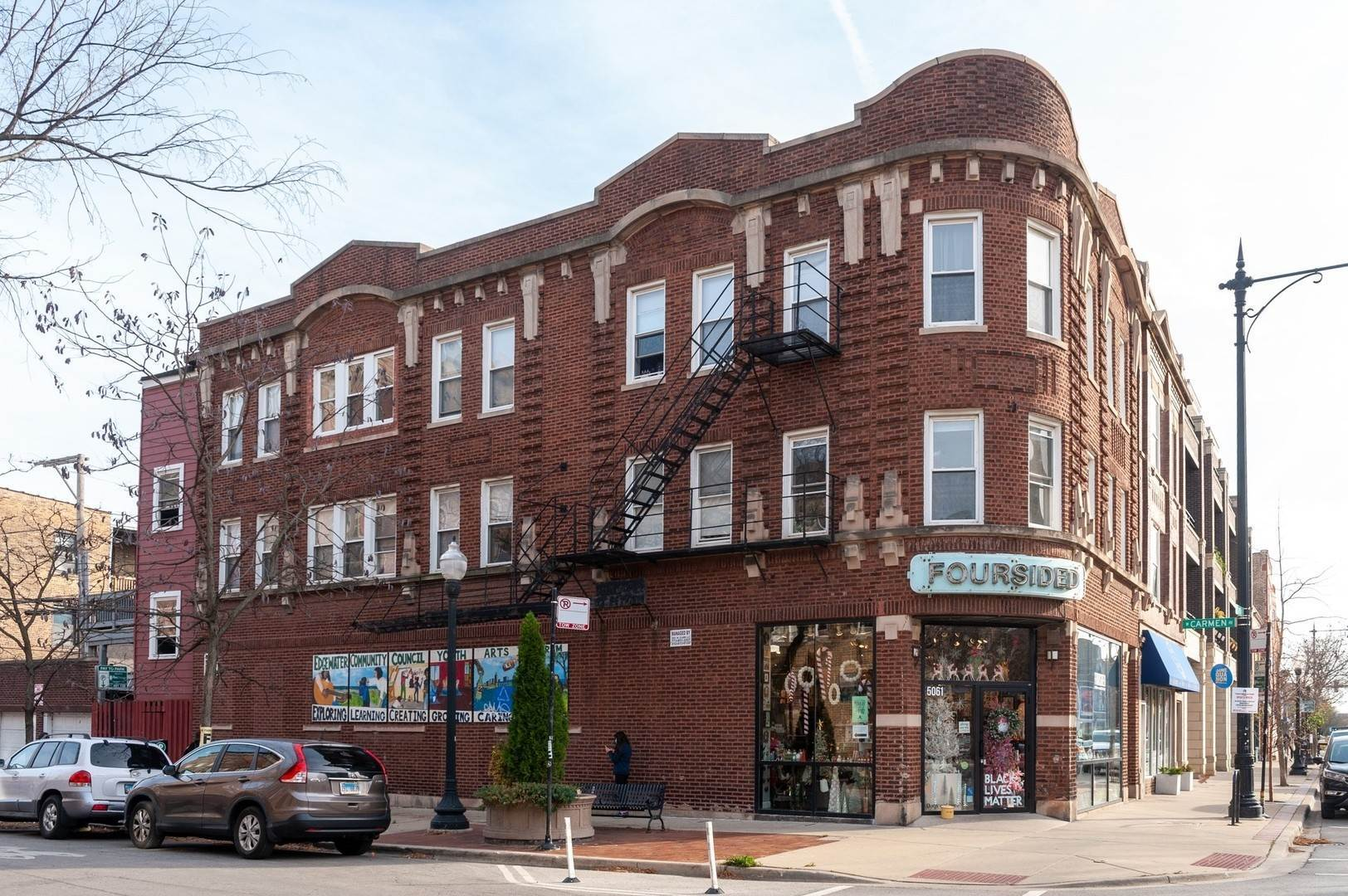 Commercial for Sale at 5061 N Clark Street Chicago, Illinois 60640 United States