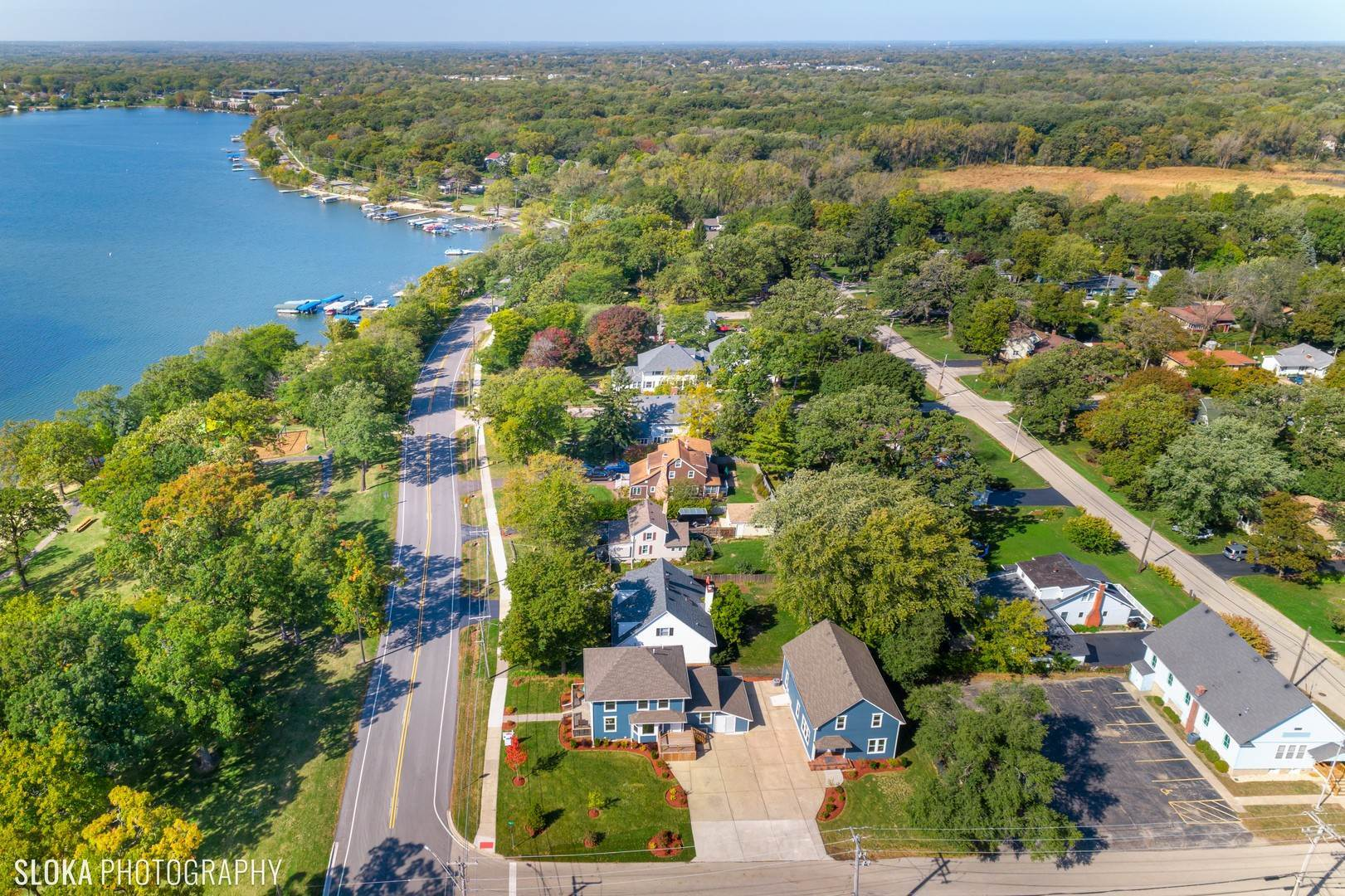 Single Family Homes for Sale at 116 N Old Rand Road Lake Zurich, Illinois 60047 United States