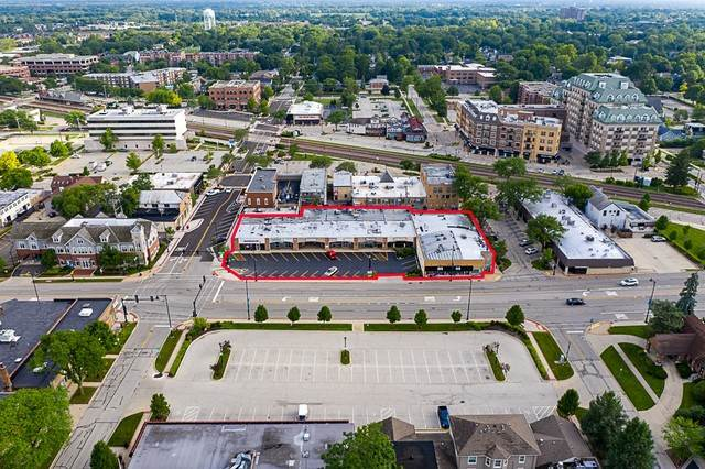Commercial for Sale at 32-60 W Palatine Road Palatine, Illinois 60067 United States