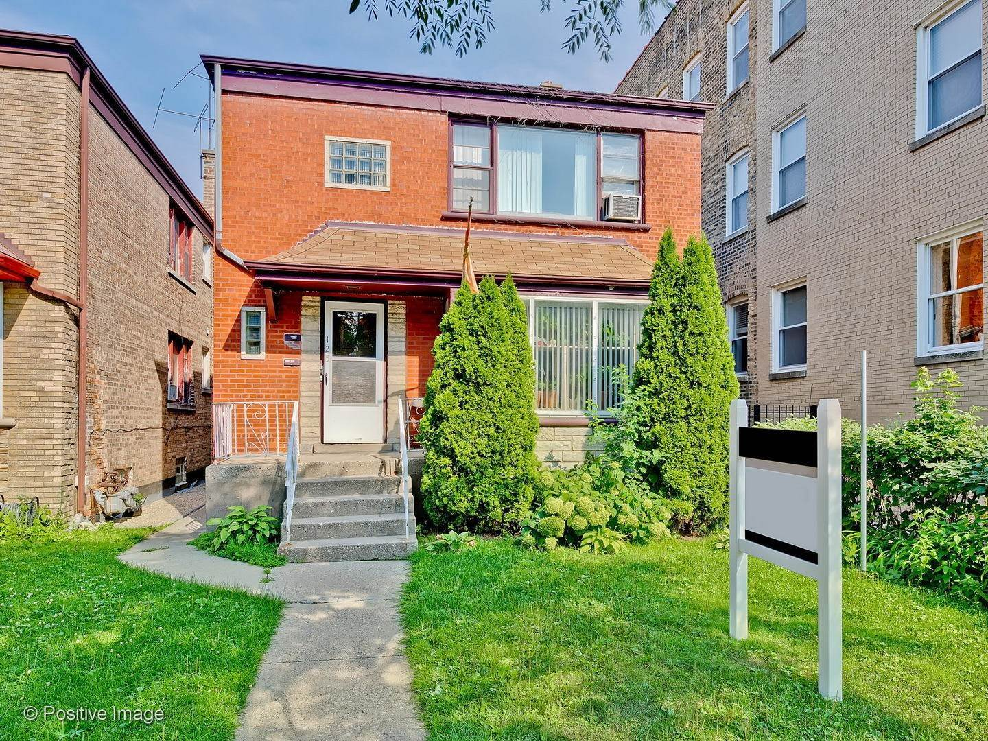 Residential Income for Sale at 125 Custer Avenue Evanston, Illinois 60202 United States