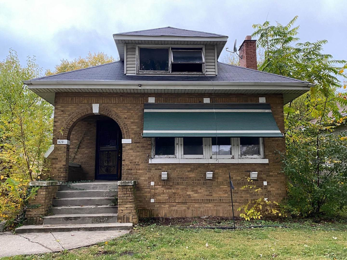 Single Family Homes الساعة 14204 S Edbrooke Avenue Riverdale, Illinois 60827 United States