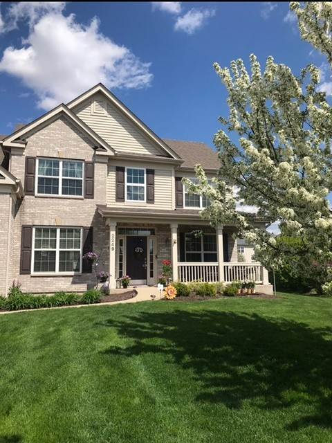 Single Family Homes for Sale at 2249 Misty Creek Trail Bolingbrook, Illinois 60490 United States