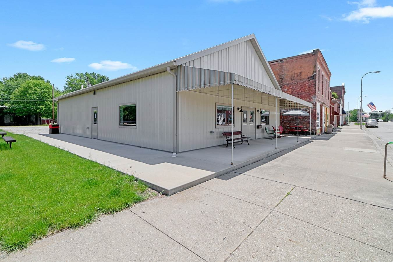 Business Opportunity for Sale at 111 S Main Street Homer, Illinois 61849 United States