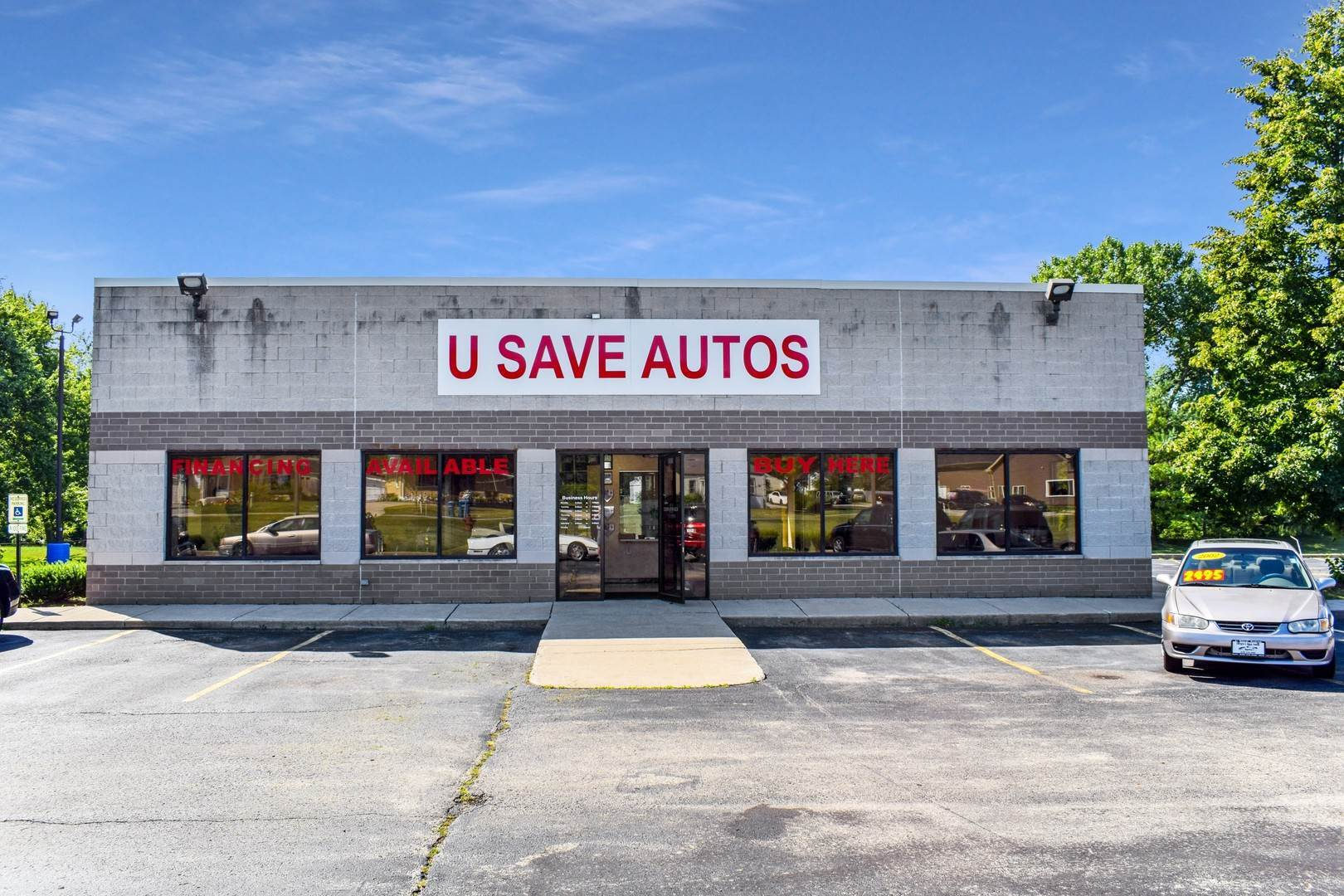Commercial for Sale at 1641 E New York Street Aurora, Illinois 60505 United States