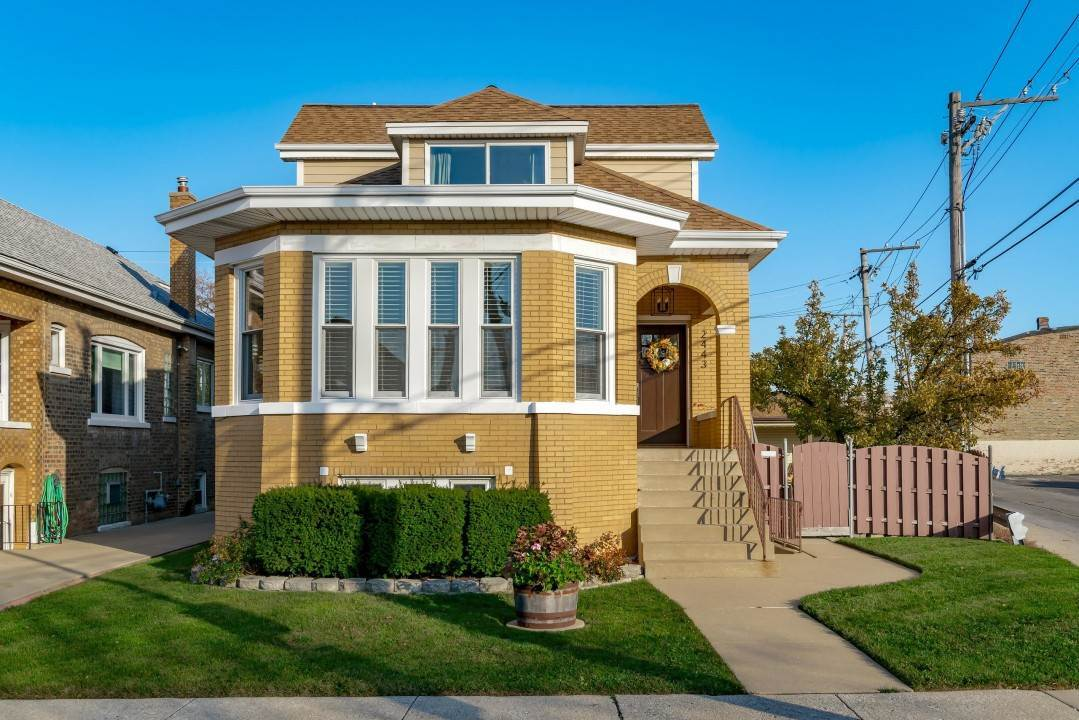 Single Family Homes for Sale at 2443 N 73rd Court Elmwood Park, Illinois 60707 United States