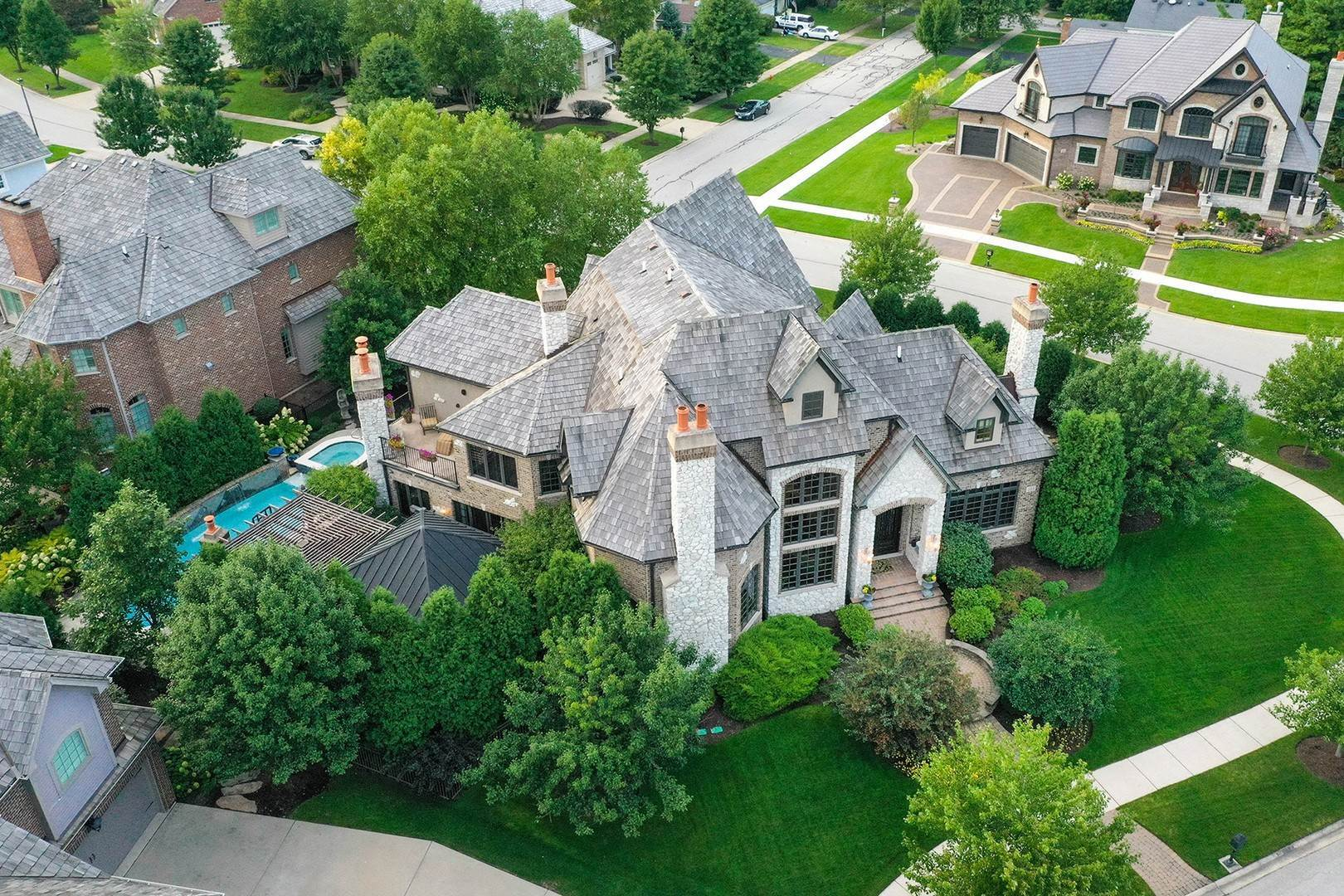 Single Family Homes for Sale at 315 Claremont Court Naperville, Illinois 60540 United States