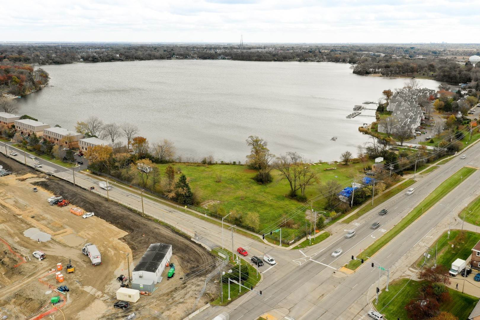 Land for Sale at 881 N Old Rand Road Lake Zurich, Illinois 60047 United States