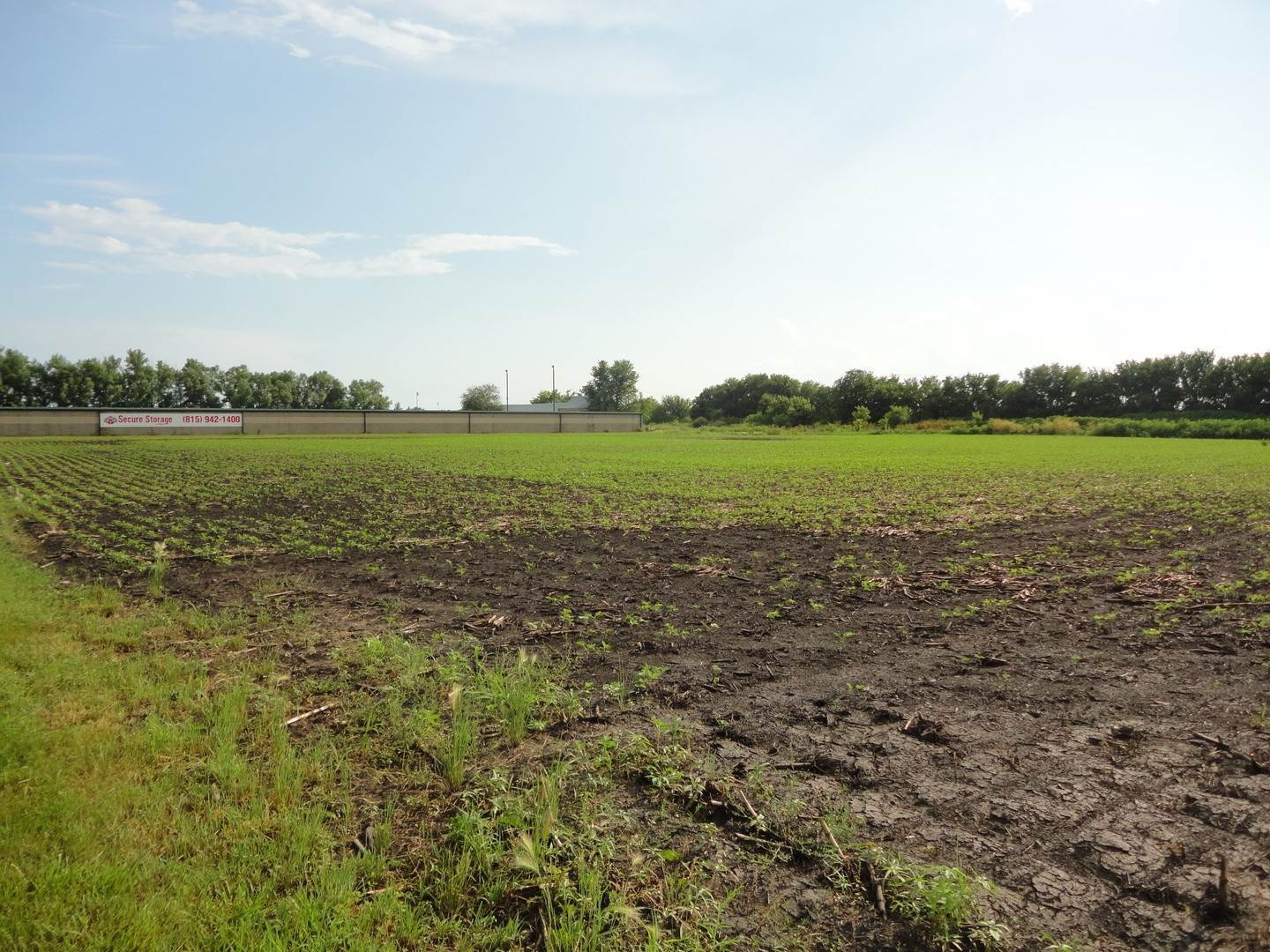 Land for Sale at Lot #1 Rte 6 Commercial Park Morris, Illinois 60450 United States